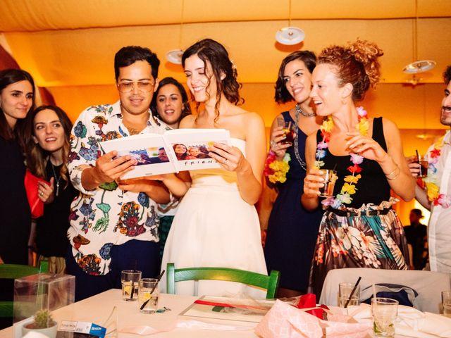 Il matrimonio di Lewis e Giovanna a Milano, Milano 74