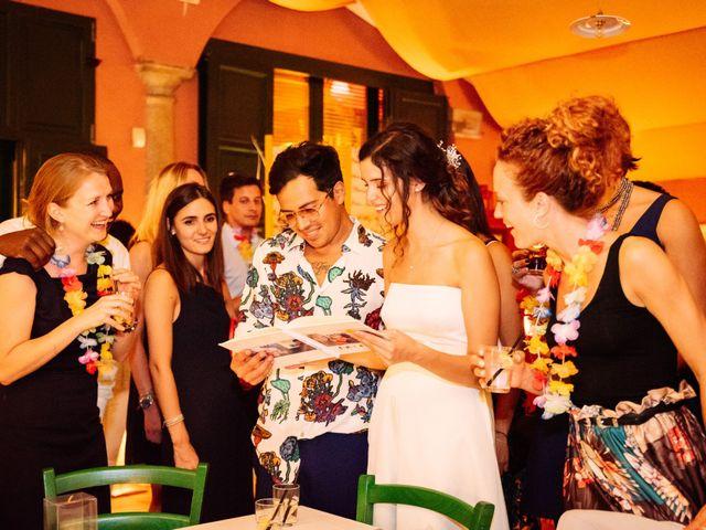 Il matrimonio di Lewis e Giovanna a Milano, Milano 75