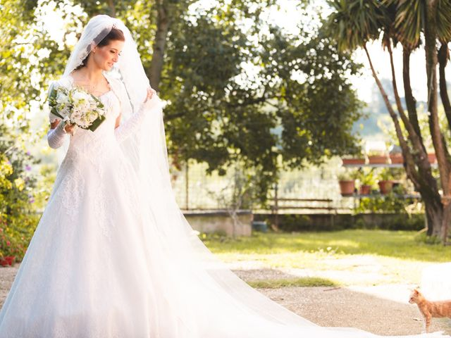 Il matrimonio di Patrizio e Giada a Monte San Giovanni Campano, Frosinone 1
