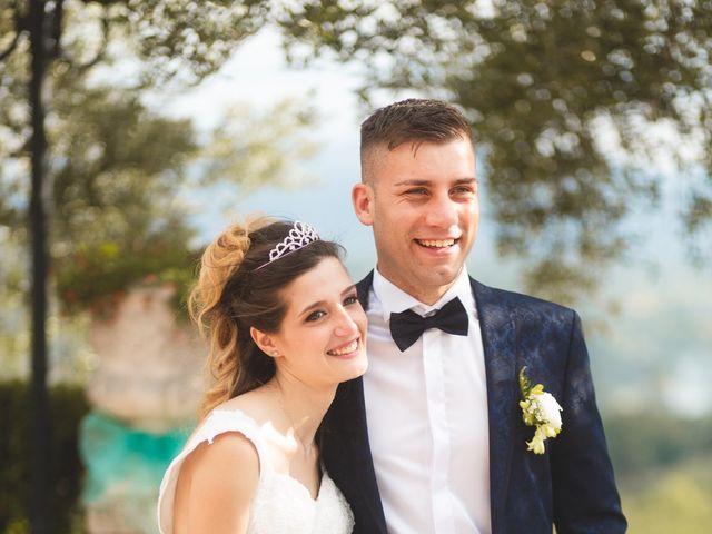 Il matrimonio di Patrizio e Giada a Monte San Giovanni Campano, Frosinone 6