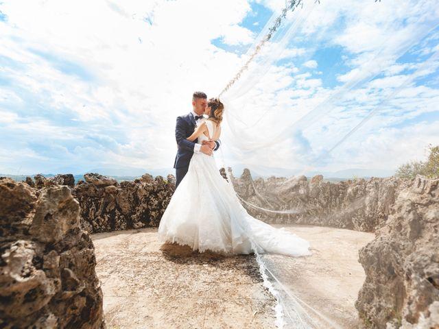 Il matrimonio di Patrizio e Giada a Monte San Giovanni Campano, Frosinone 2
