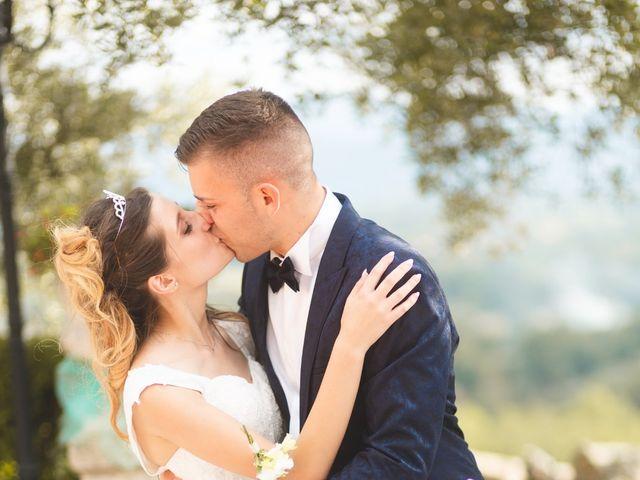 Il matrimonio di Patrizio e Giada a Monte San Giovanni Campano, Frosinone 7