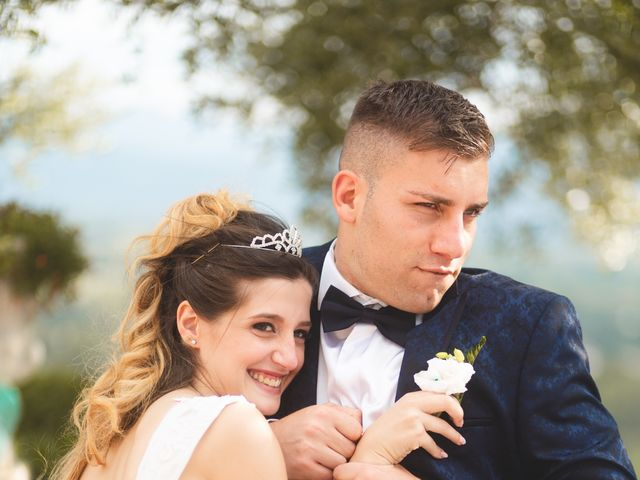 Il matrimonio di Patrizio e Giada a Monte San Giovanni Campano, Frosinone 8