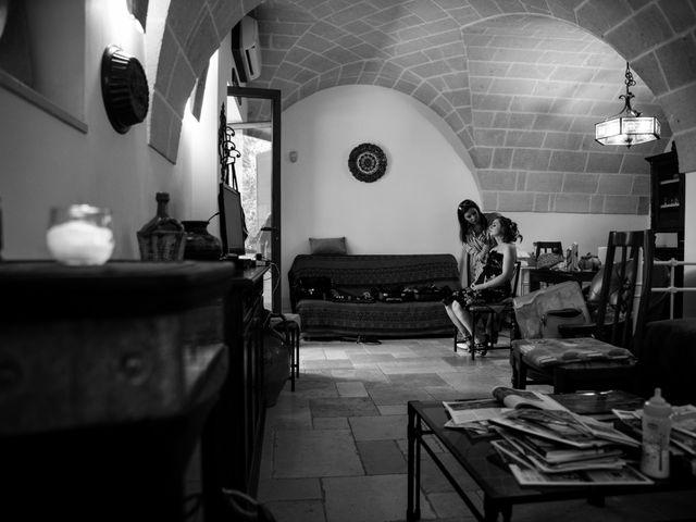 Il matrimonio di Graziano e Vicky a Alberobello, Bari 3