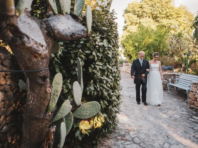 Il matrimonio di Graziano e Vicky a Alberobello, Bari 37