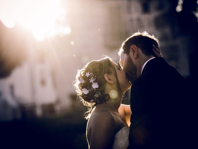 Le nozze di Vicky e Graziano