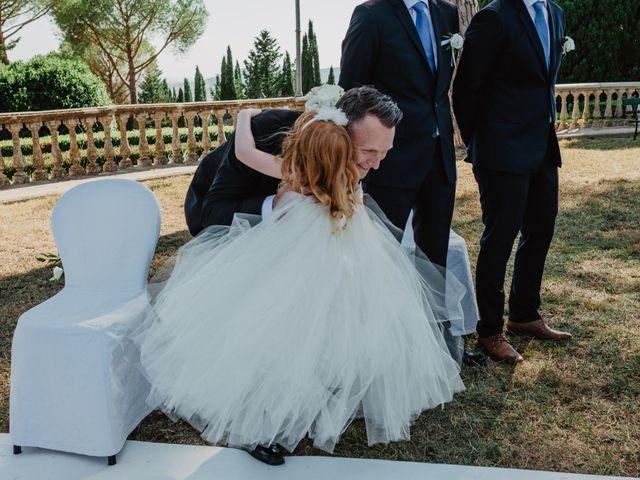Il matrimonio di Wiktor e Gjertrud a Campagnatico, Grosseto 24