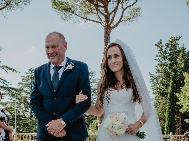 Il matrimonio di Wiktor e Gjertrud a Campagnatico, Grosseto 25