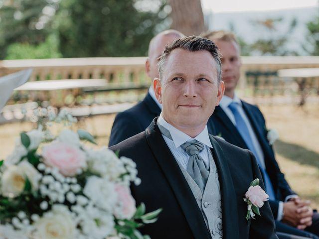 Il matrimonio di Wiktor e Gjertrud a Campagnatico, Grosseto 27