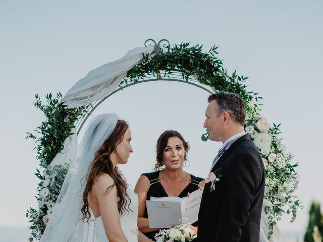 Il matrimonio di Wiktor e Gjertrud a Campagnatico, Grosseto 31