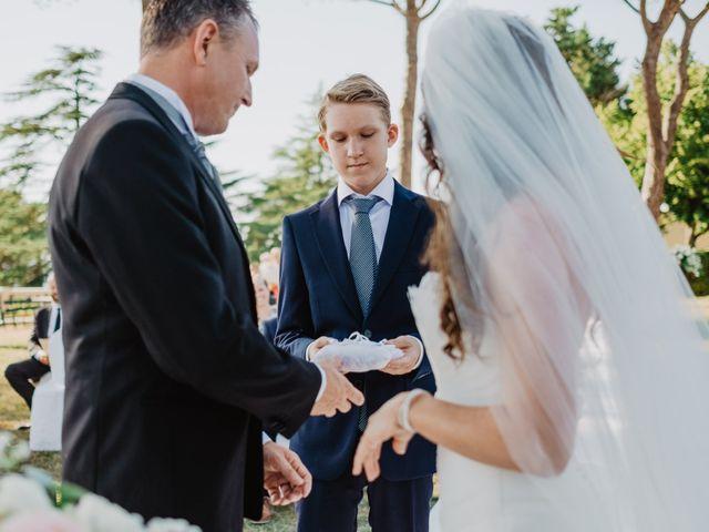 Il matrimonio di Wiktor e Gjertrud a Campagnatico, Grosseto 32