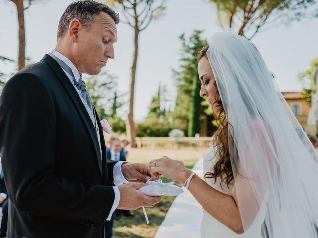 Il matrimonio di Wiktor e Gjertrud a Campagnatico, Grosseto 33
