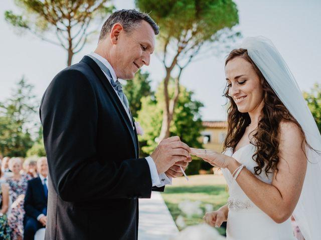 Il matrimonio di Wiktor e Gjertrud a Campagnatico, Grosseto 34