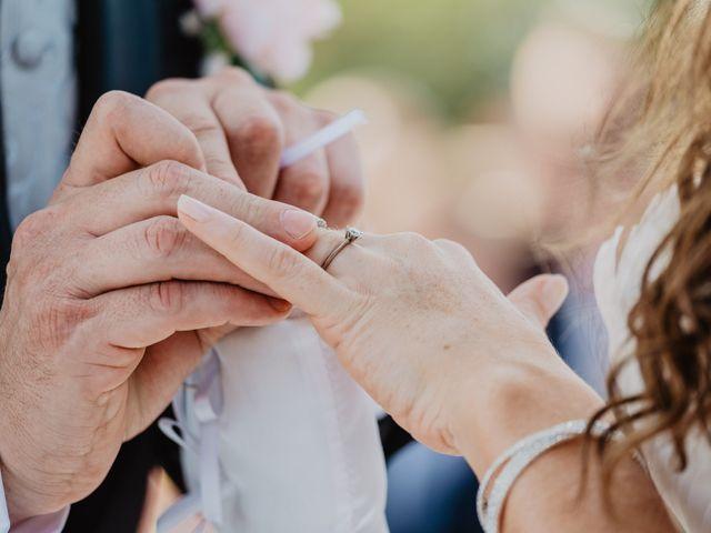 Il matrimonio di Wiktor e Gjertrud a Campagnatico, Grosseto 35