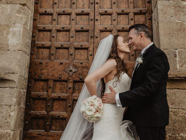 Il matrimonio di Wiktor e Gjertrud a Campagnatico, Grosseto 44