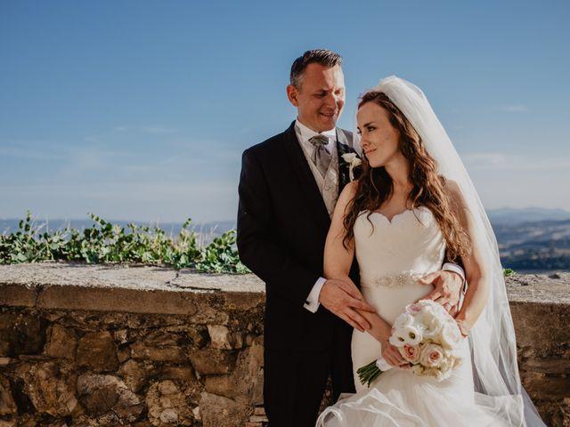 Il matrimonio di Wiktor e Gjertrud a Campagnatico, Grosseto 50