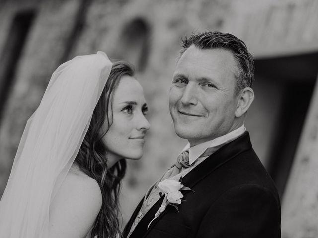Il matrimonio di Wiktor e Gjertrud a Campagnatico, Grosseto 53