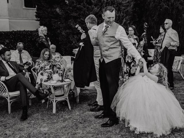 Il matrimonio di Wiktor e Gjertrud a Campagnatico, Grosseto 56