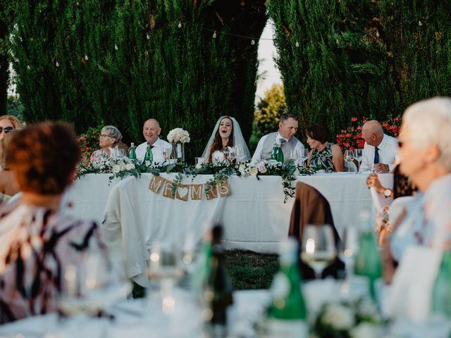 Il matrimonio di Wiktor e Gjertrud a Campagnatico, Grosseto 57