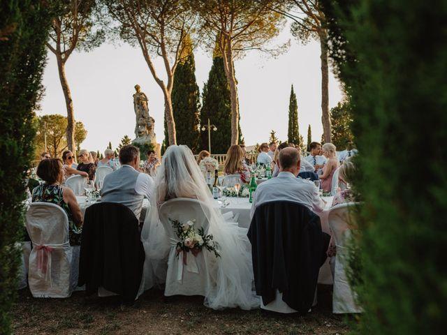 Il matrimonio di Wiktor e Gjertrud a Campagnatico, Grosseto 59