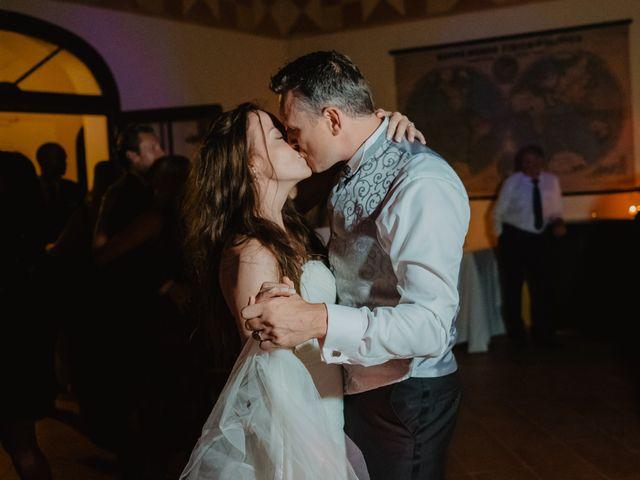 Il matrimonio di Wiktor e Gjertrud a Campagnatico, Grosseto 65