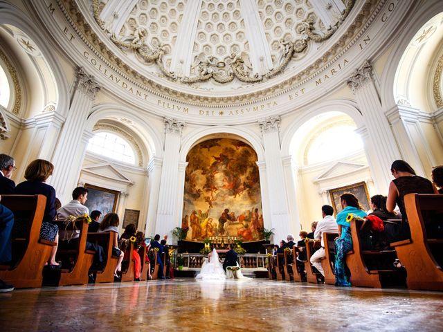 Il matrimonio di Marco e Cristina a Ariccia, Roma 7