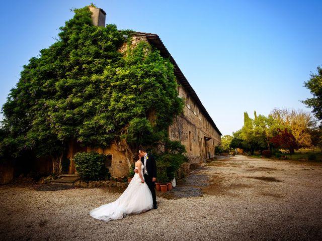 Il matrimonio di Marco e Cristina a Ariccia, Roma 14