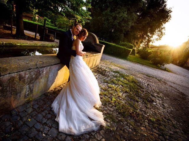 Il matrimonio di Marco e Cristina a Ariccia, Roma 15