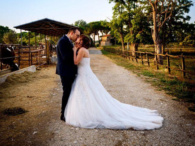 Il matrimonio di Marco e Cristina a Ariccia, Roma 16