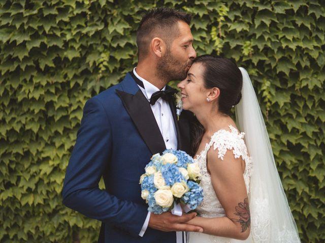 Le nozze di Elisabetta e Matteo
