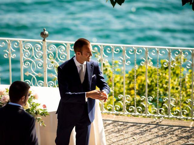 Il matrimonio di Stefano e Erika a Varenna, Lecco 17