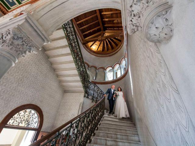 Il matrimonio di Stefano e Erika a Varenna, Lecco 20