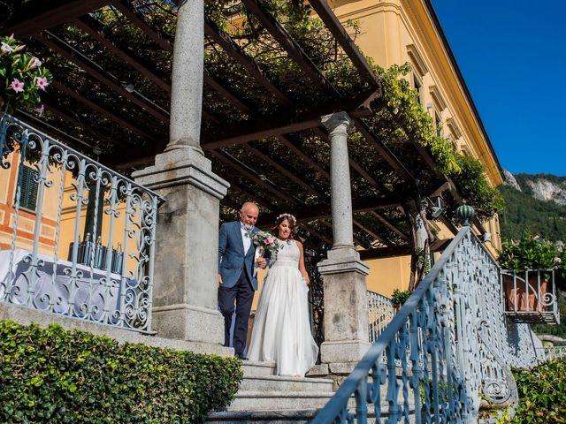 Il matrimonio di Stefano e Erika a Varenna, Lecco 21