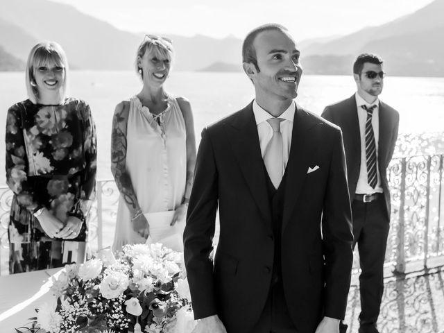 Il matrimonio di Stefano e Erika a Varenna, Lecco 23