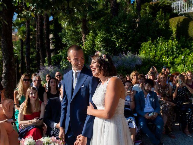 Il matrimonio di Stefano e Erika a Varenna, Lecco 26