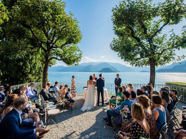 Il matrimonio di Stefano e Erika a Varenna, Lecco 29