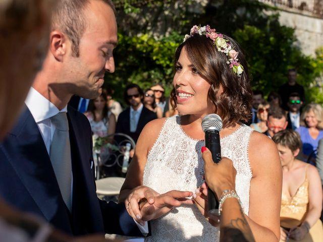 Il matrimonio di Stefano e Erika a Varenna, Lecco 31