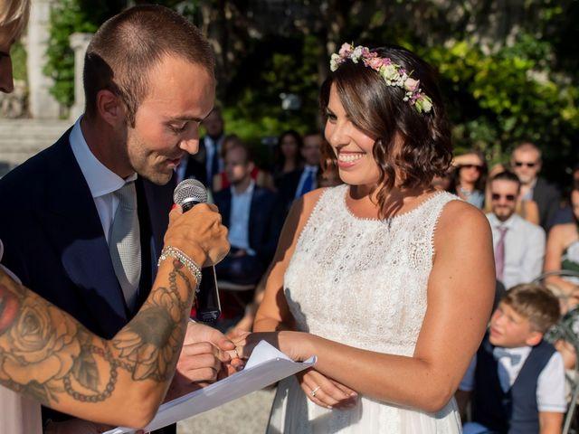 Il matrimonio di Stefano e Erika a Varenna, Lecco 32