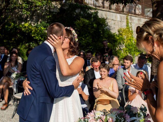 Il matrimonio di Stefano e Erika a Varenna, Lecco 33