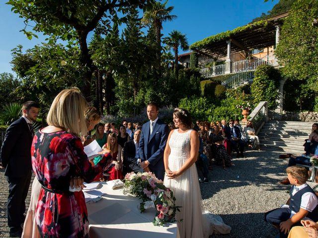 Il matrimonio di Stefano e Erika a Varenna, Lecco 35