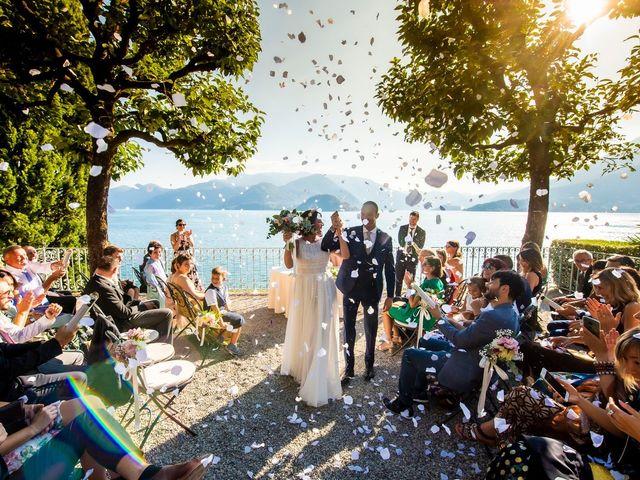 Il matrimonio di Stefano e Erika a Varenna, Lecco 37