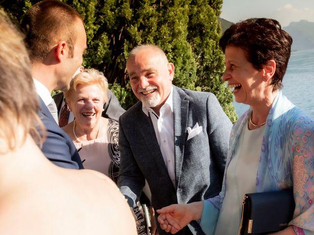 Il matrimonio di Stefano e Erika a Varenna, Lecco 38