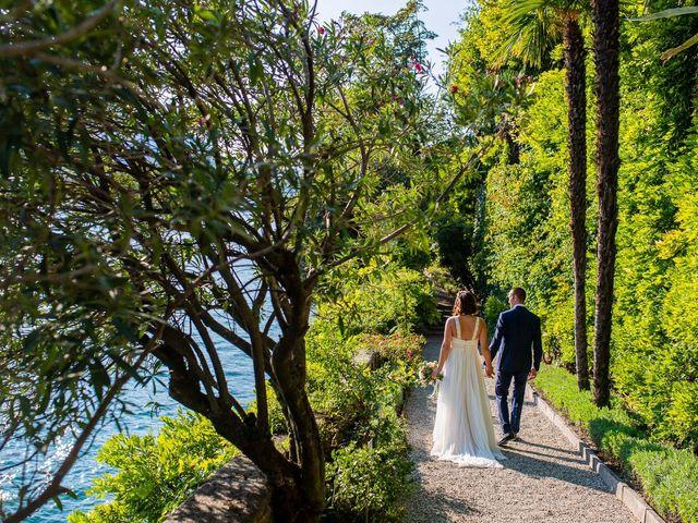 Il matrimonio di Stefano e Erika a Varenna, Lecco 40