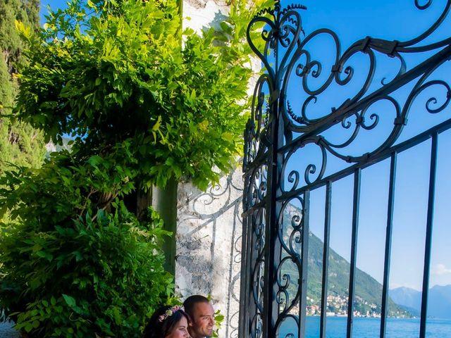 Il matrimonio di Stefano e Erika a Varenna, Lecco 41