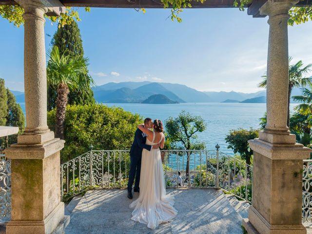 Il matrimonio di Stefano e Erika a Varenna, Lecco 45