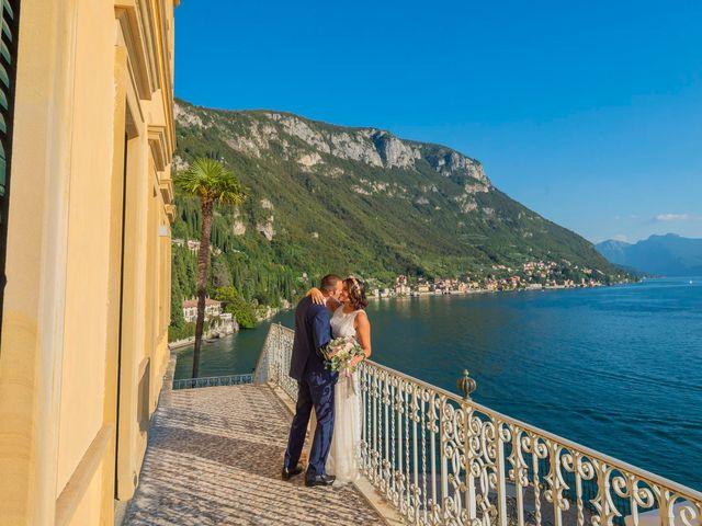 Il matrimonio di Stefano e Erika a Varenna, Lecco 46