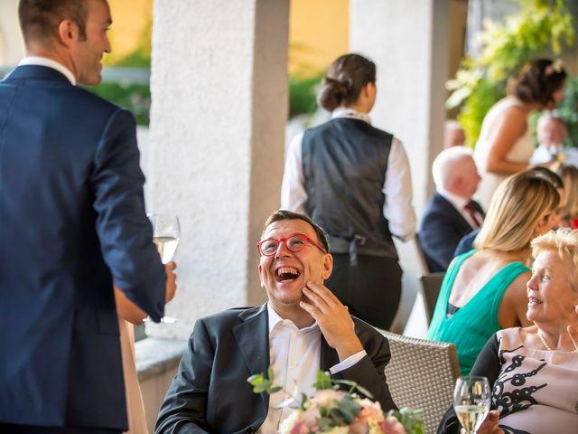 Il matrimonio di Stefano e Erika a Varenna, Lecco 49