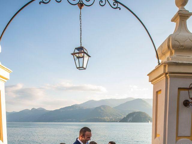 Il matrimonio di Stefano e Erika a Varenna, Lecco 50