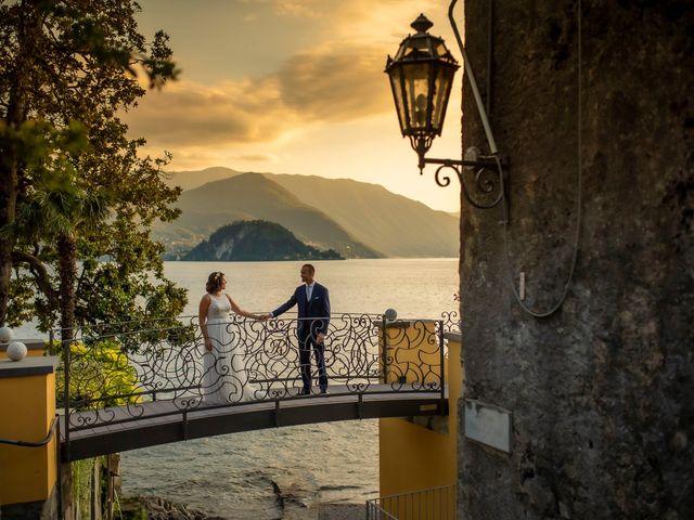 Il matrimonio di Stefano e Erika a Varenna, Lecco 1