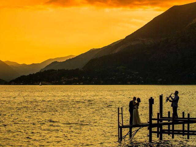 Il matrimonio di Stefano e Erika a Varenna, Lecco 51
